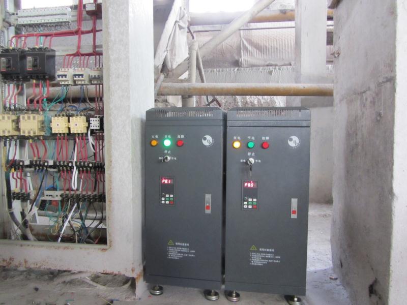 造纸厂磨浆机变频节能-南沙-变频节能改造案例