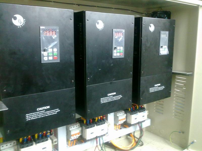 打磨机变频节能改造-东莞-变频节能改造案例