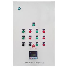 恒压供水变频控制柜产品展示图