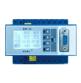 BW-3S天文时钟控制器产品展示图