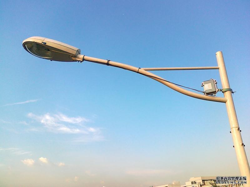 路灯电缆防盗-东莞-道路监控案例