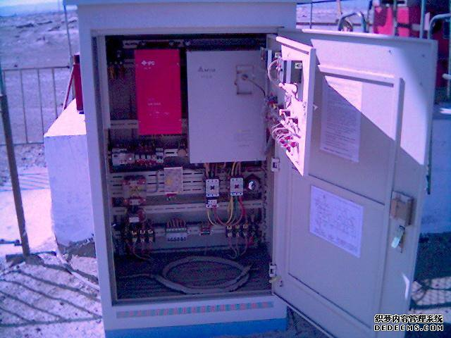 克拉玛依抽油机节电案例图
