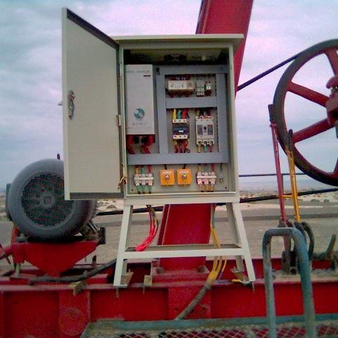 抽油机-克拉玛依-客户案例